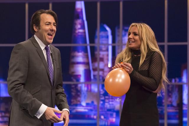 Britney Spears hizo el helio Challenge