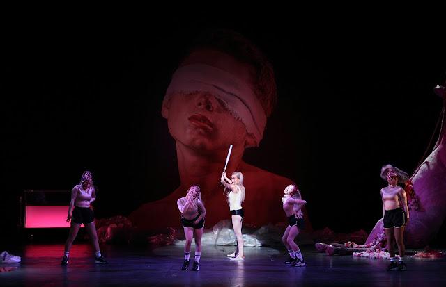 Salome, English National Opera, 3 October 2018