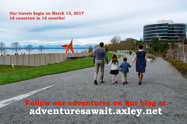 Follow our adventures on our blog at adventuresawait.axley.net