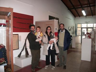 Ichoalay, Visitas, 2015