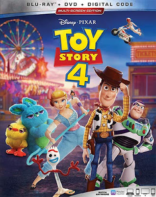 Toy Story 4 2019 Bluray