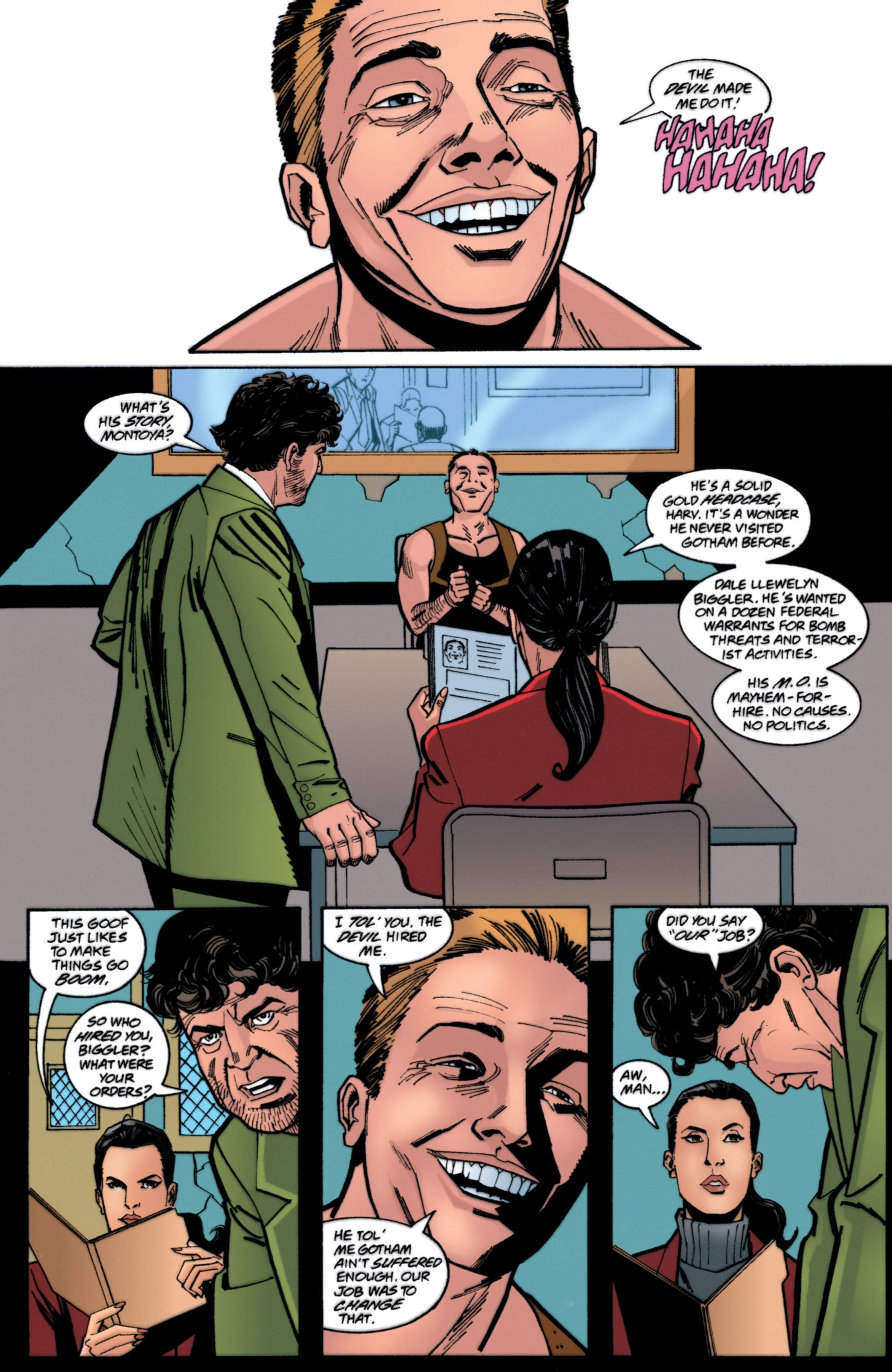 Detective Comics (1937) 728 Page 11