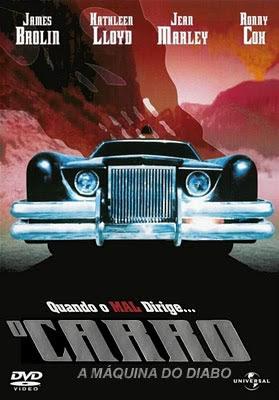 O Carro: A Máquina do Diabo - DVDRip Legendado (RMVB)