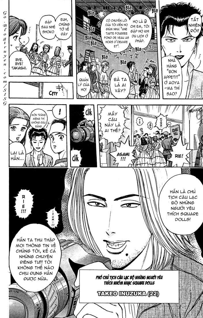 Psychometrer Eiji chapter 27 trang 16