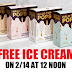 EXPIRED!!  Free Box of Halo Tops Pops Ice Cream + Free Shipping on Thursday 2/14 at 12 Noon Eastern, 11AM Central, 10AM Mountain, 9AM Pacific