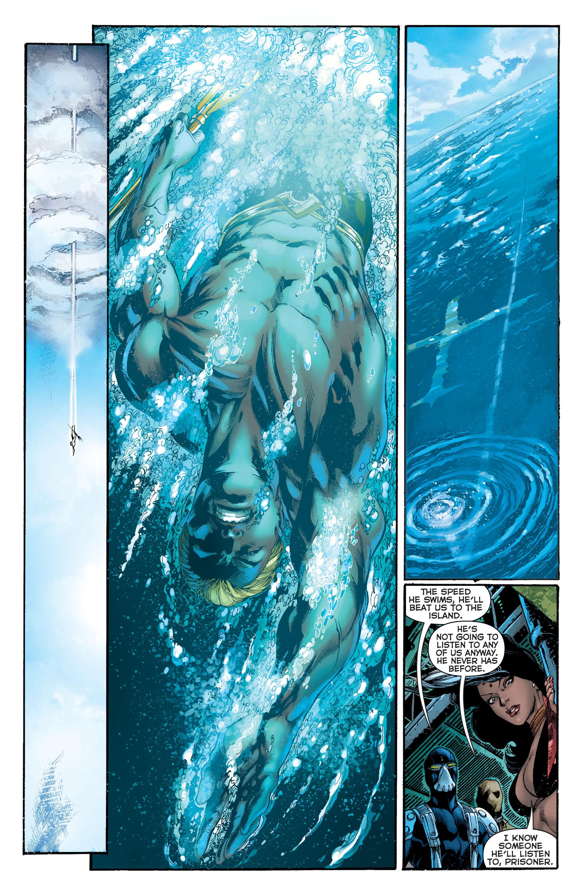 Read online Aquaman (2011) comic -  Issue #11 - 15