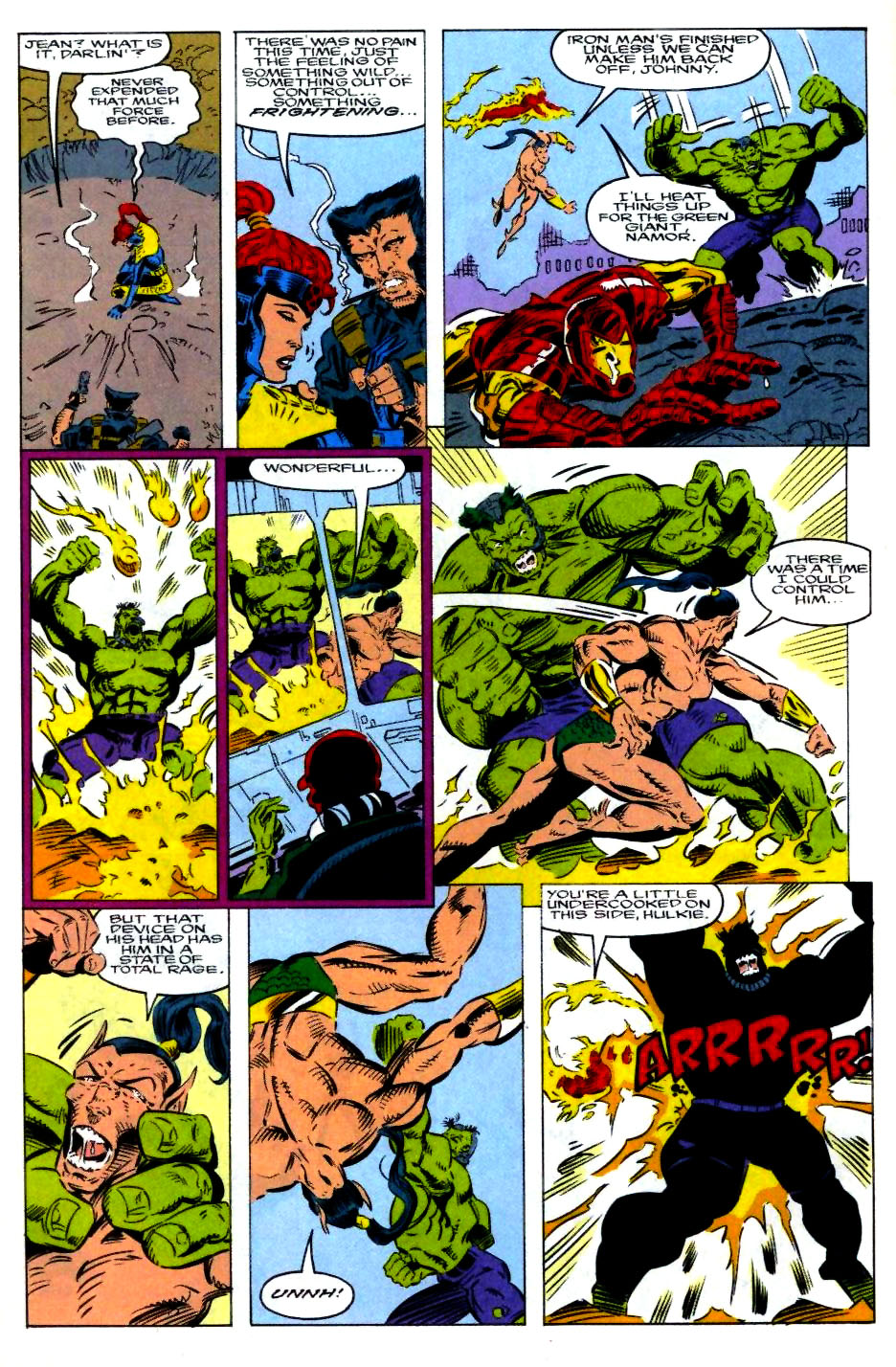 What If...? (1989) issue 68 - Page 22