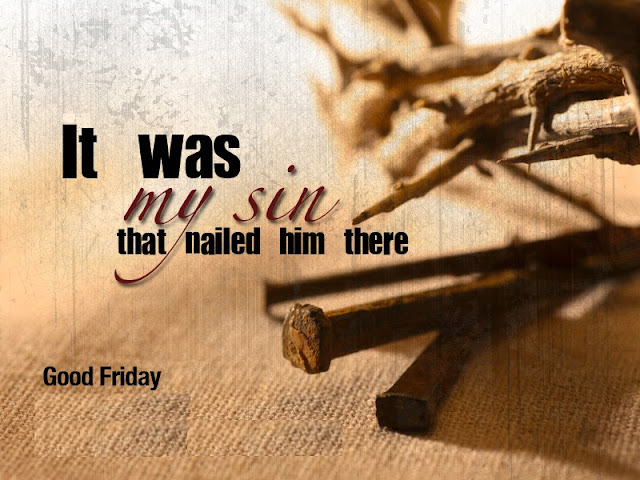 Free Happy Good Friday Wallpaper