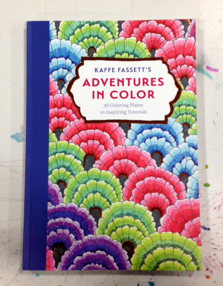 Kaffee Fassett Has Another New Book