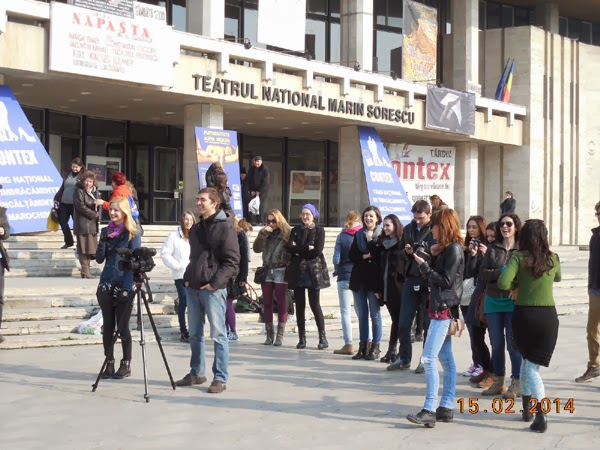 "Making of ""Happy in Craiova"""