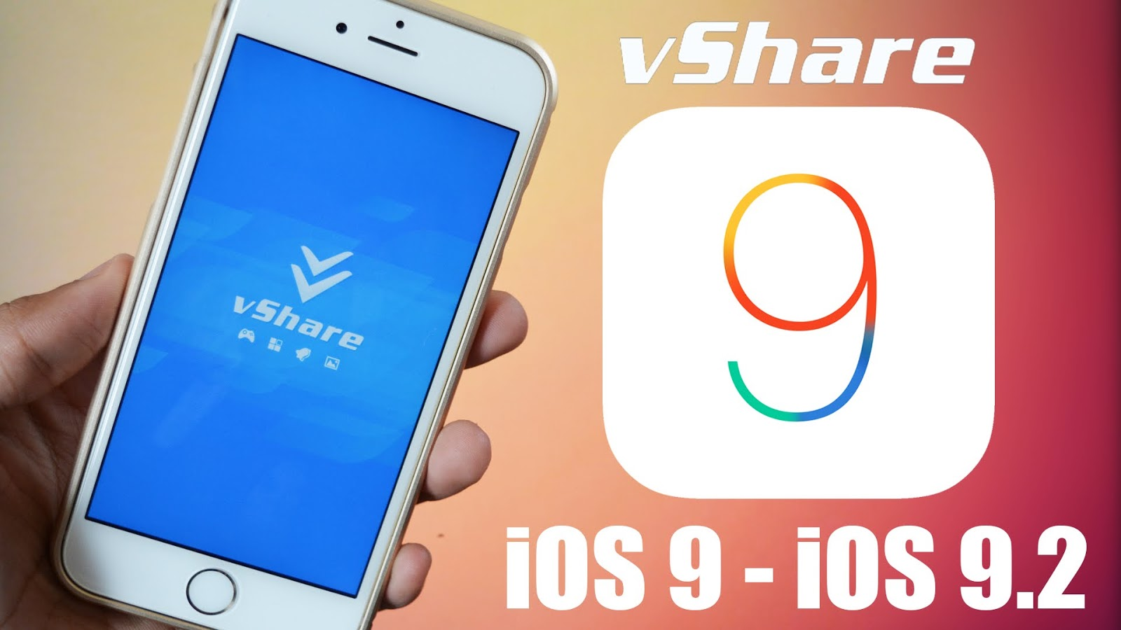 How To Install vShare On On iPhone Or iPad Without Jailbreak