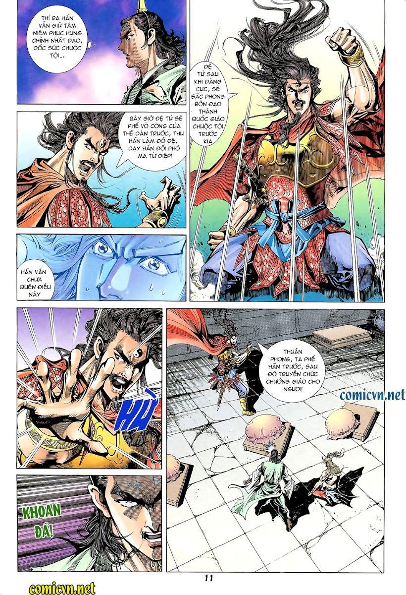 Đại Đường Uy Long chapter 88 trang 12