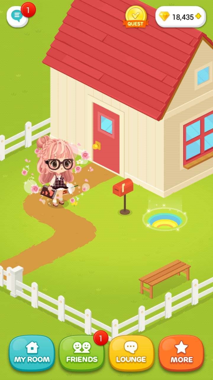Play Your Card Right On Pinterest: My Darling Rainbow: Inspired By The Line Play 2.0 Update