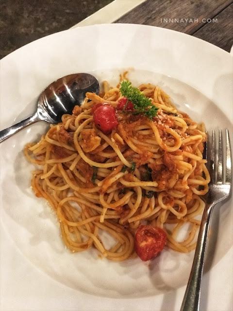 spagety nanamia pizzaria