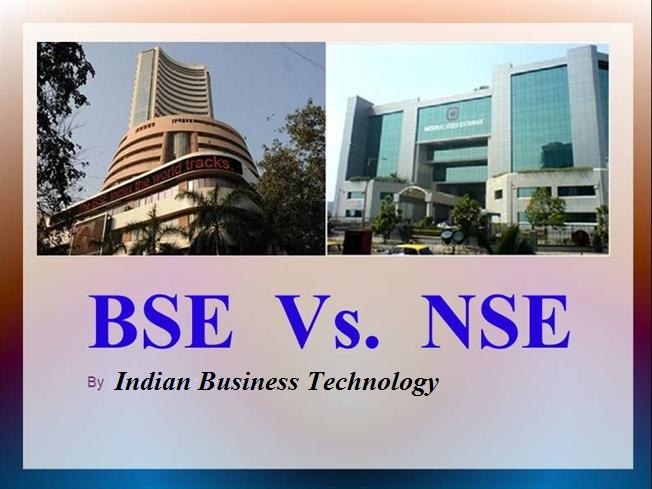Indian Business Technology Latest Bse V S Nse Facts