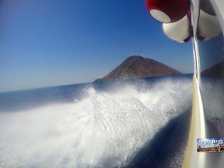 Italie Îles Éoliennes Stromboli