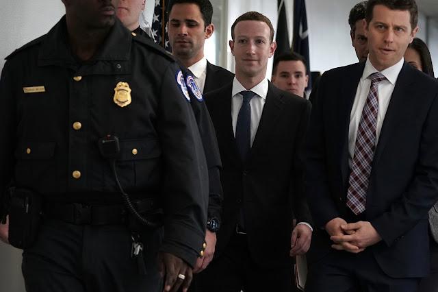 O presidente do Facebook, Mark Zuckerberg, vai comparecer a uma audiência no senado americano sobre o vazamento de informações pessoais de 87 milhões de usuários da rede social.