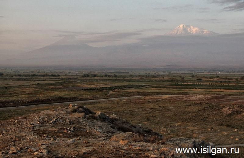 Монастырь Хор Вирап. Армения