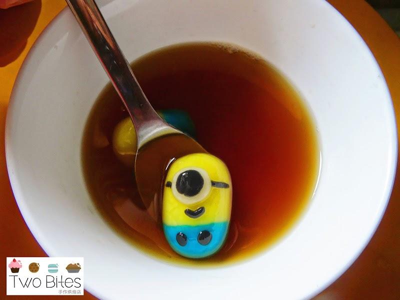 Minions Rice Balls 迷你兵湯圓