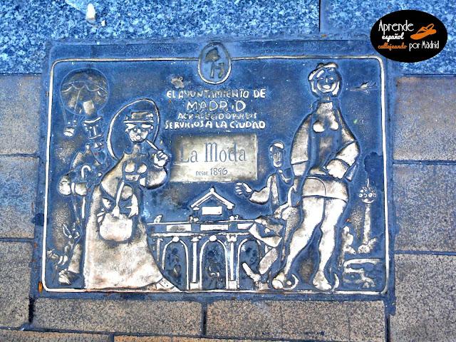 placa comercios centenarios Madrid