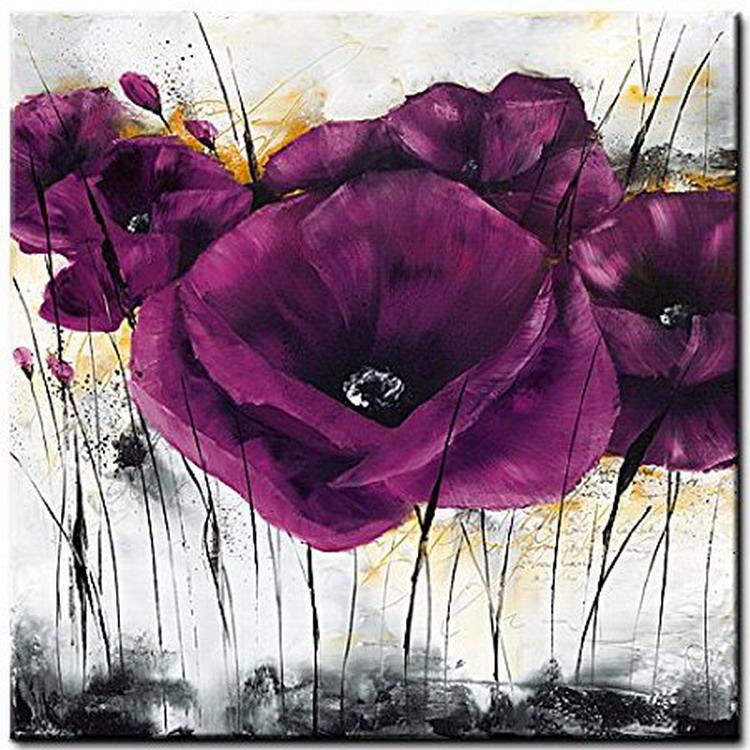Imagenes Arte Pinturas Pinturas Modernas Con Flores Arte En Acrilico
