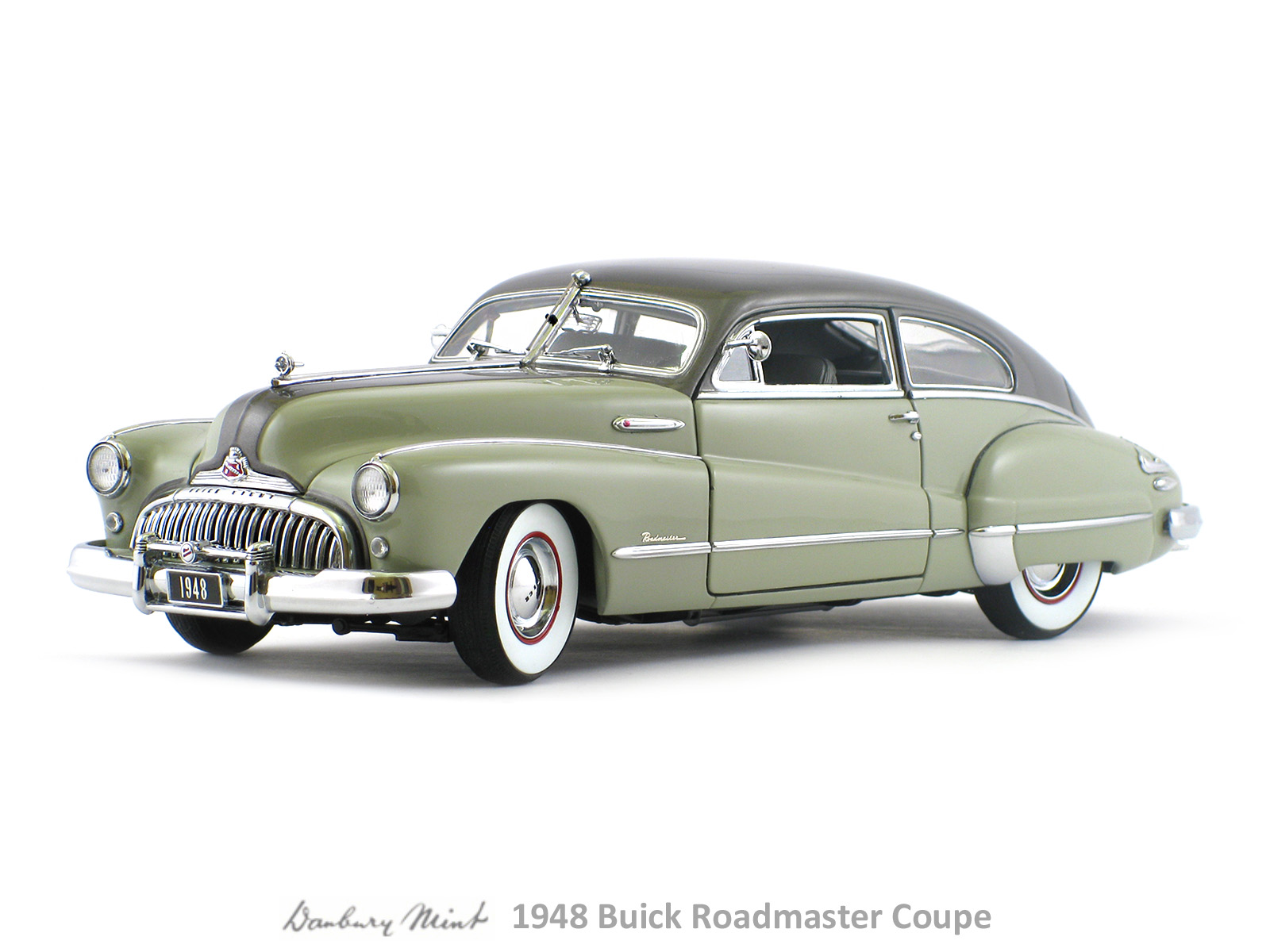 Ford Of Franklin >> 1948 Buick Roadmaster Coupe Danbury Mint