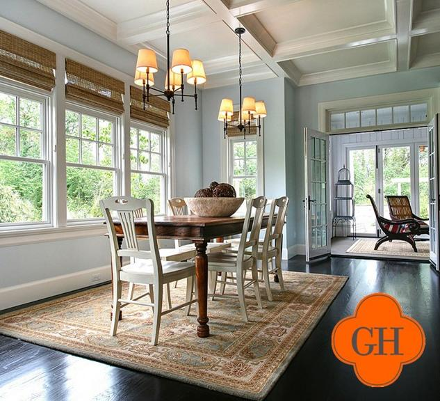 Delorme Designs Woodlawn Blue Hc 147