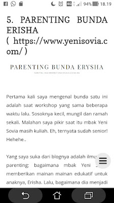 blogger parenting indonesia