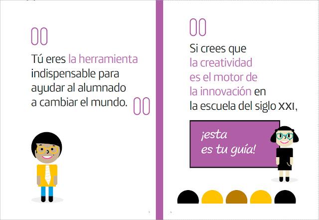 Libros Escuelas Creativas Ferran Adrià la creatividad es el motor de innovación en la escuela del siglo 21