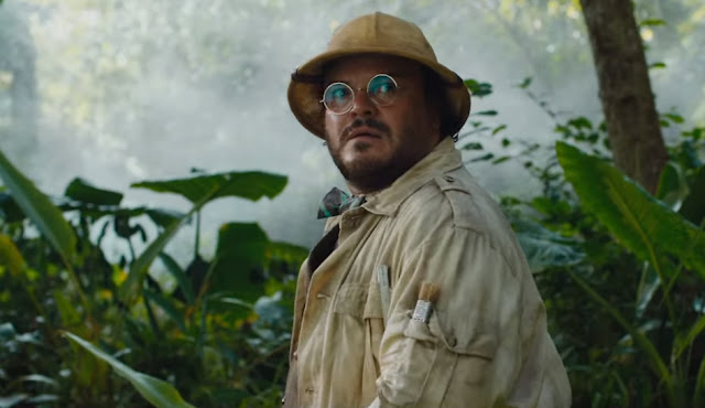 jack black in jumanji 2 trailer