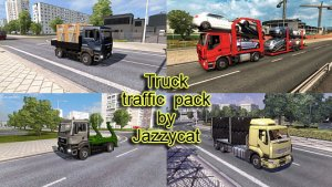 Fix for Truck Traffic Pack by Jazzycat v 2.8
