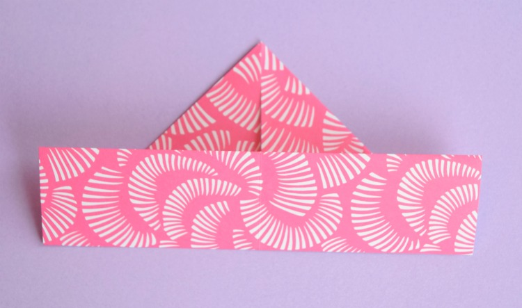 Origami Crowns Easy Paper Craft For Kids What Can We Do With