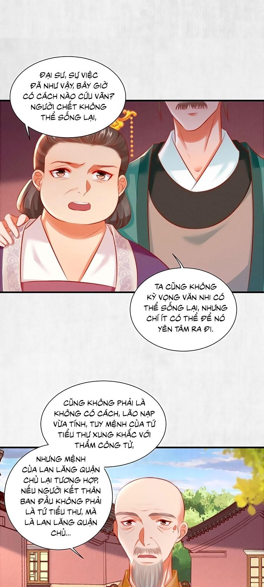 Hoạn Phi Hoàn Triều Chapter 79 - Trang 22