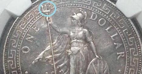 Trade Dollar World Coins Collection British Trade Dollar