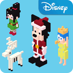 Disney Crossy Road apk mod
