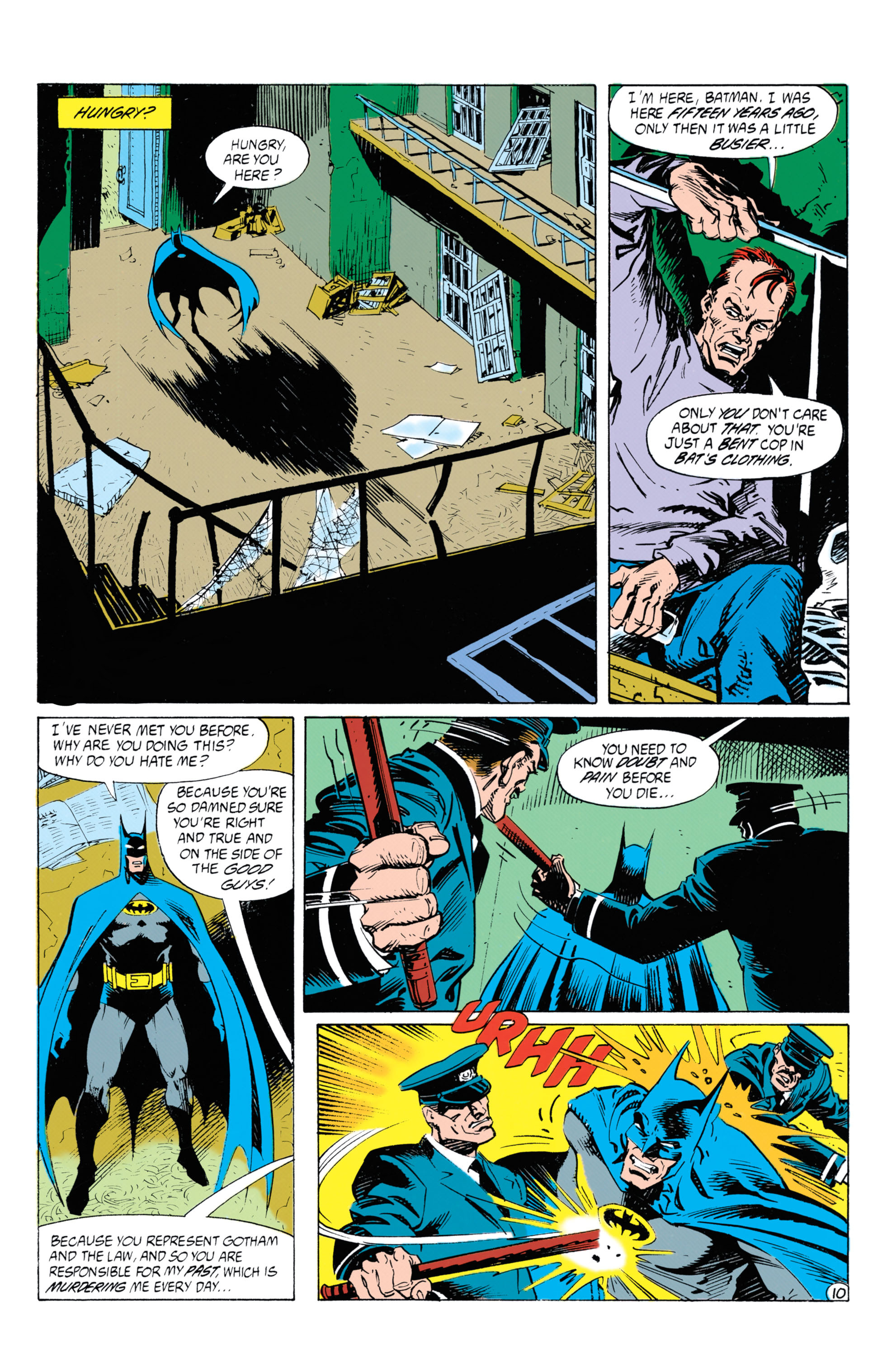 Detective Comics (1937) 629 Page 10