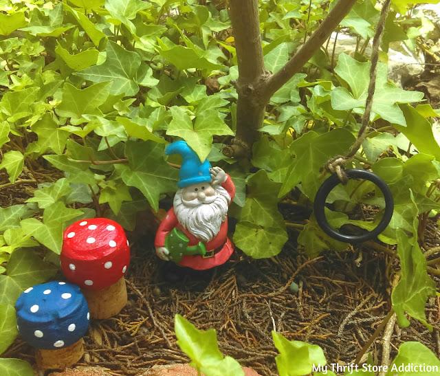 15 minute DIY fairy garden supplies