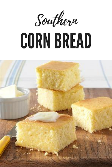 My favorite Southern Cornbread Recipe