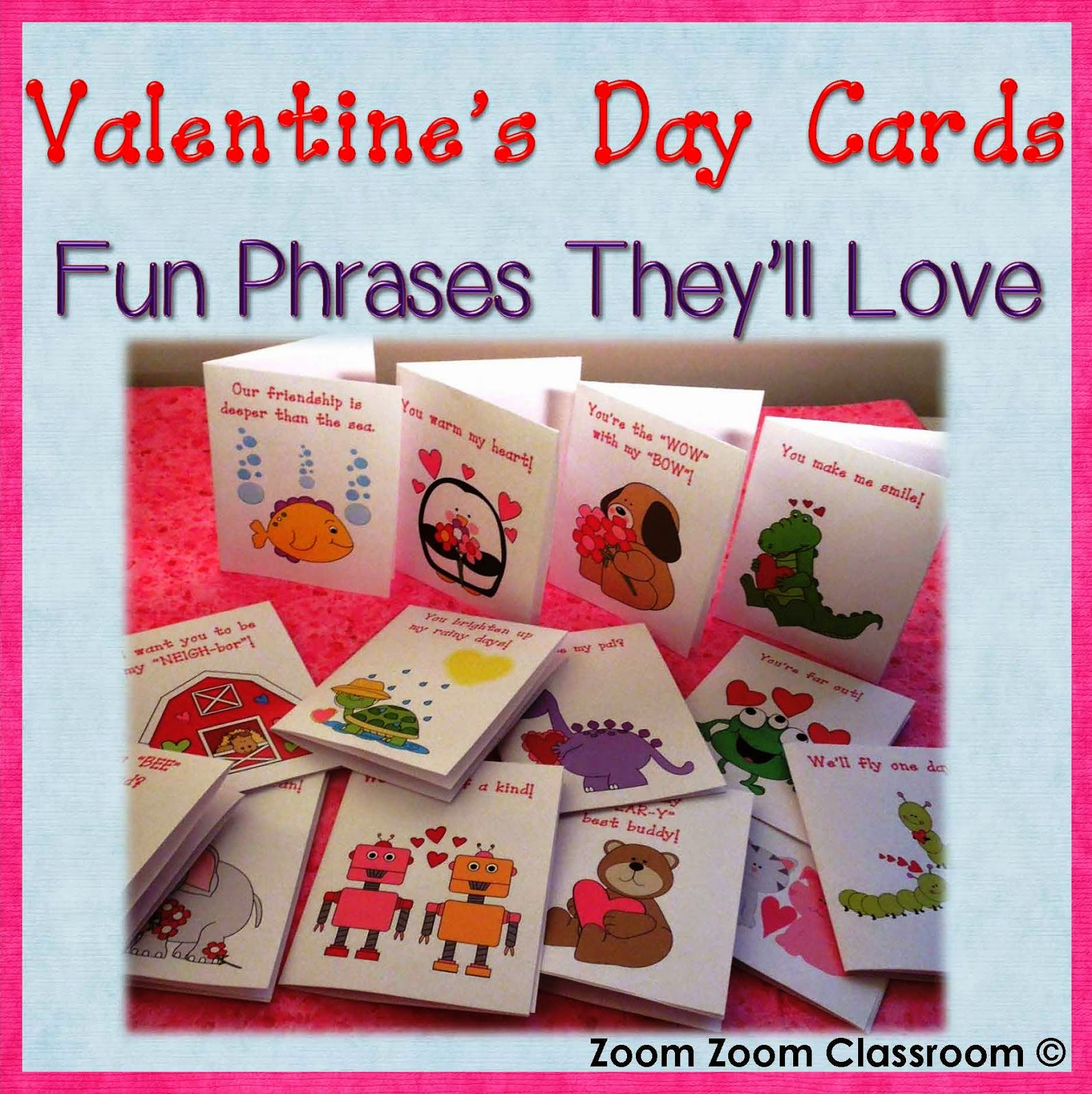 https://www.teacherspayteachers.com/Product/valentine-cards-531416
