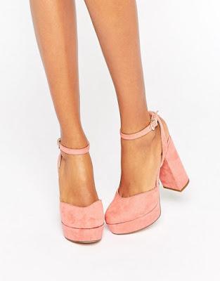 modelos de Zapatos de Plataforma Mujer
