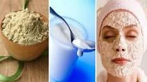 Đắp mặt nạ từ gạo là bí quyết hồi xuân
