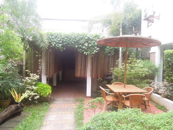 Garden at Sur Beach Resort Boracay
