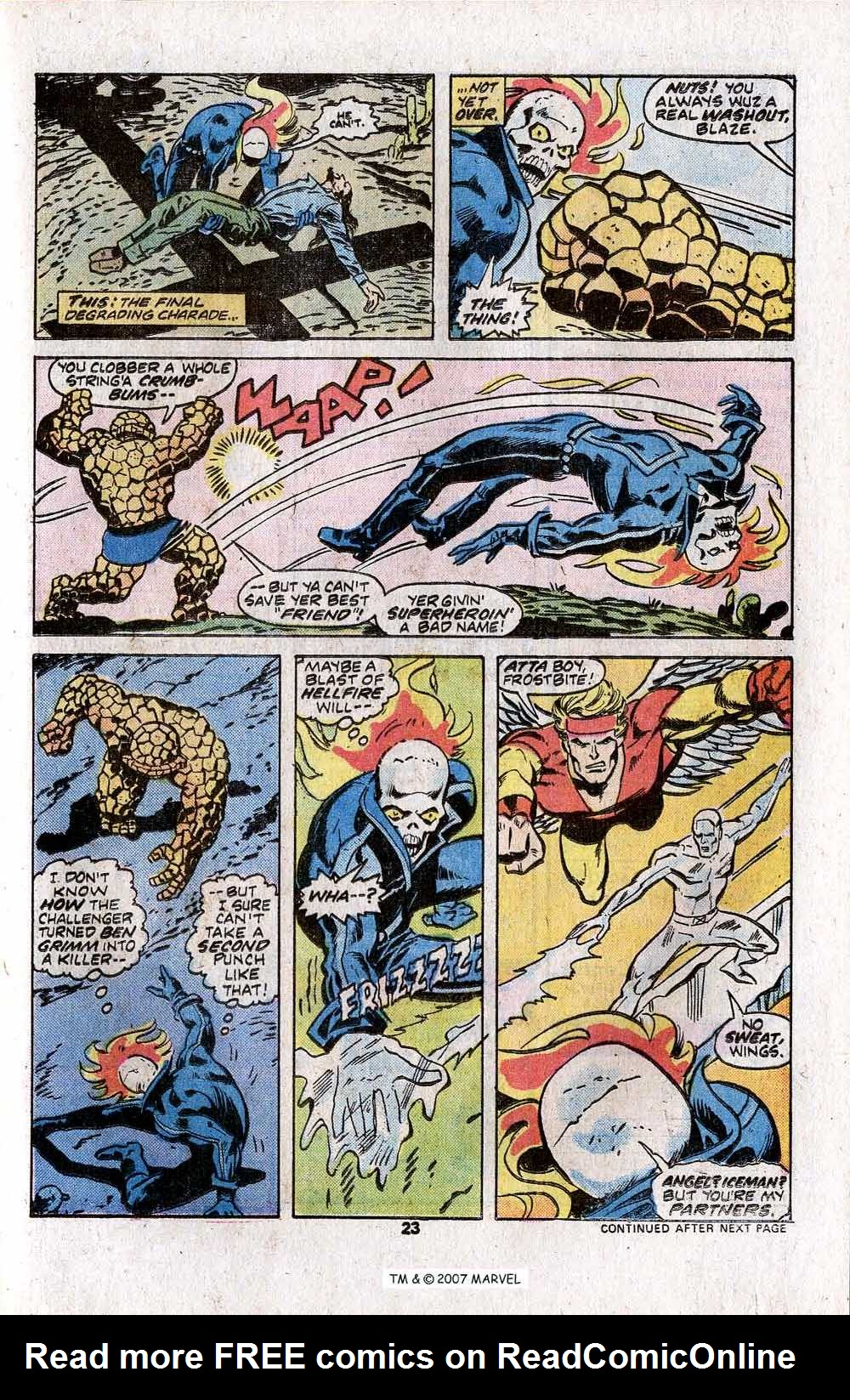 Ghost Rider (1973) Issue #18 #18 - English 25