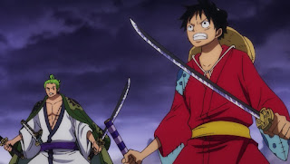 One Piece Episodio 898