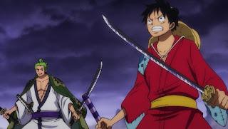 One Piece Episodio 898