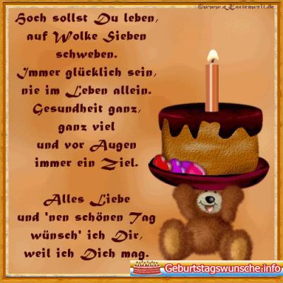 Geburtstagsspruche Fur Die Cousine Wunsche Zum Geburtstag