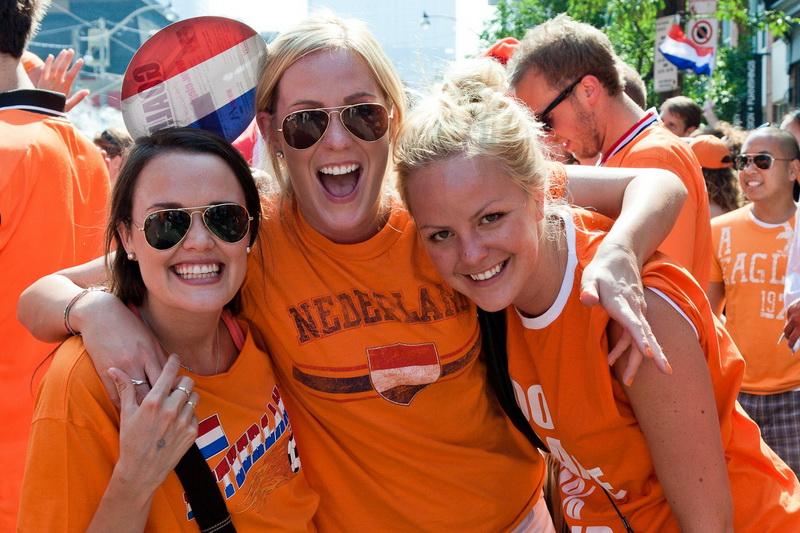 Người Hà Lan nói tiếng gì