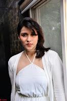 Mannara Chopra in Beautiful Cute Sensual Whtie Designer Dress ~  Exclusive Pics 008.jpg