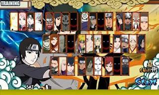 Naruto Senki Hardcore dot id Apk