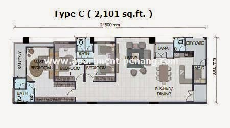 Uban Residence Apartment Penang Com